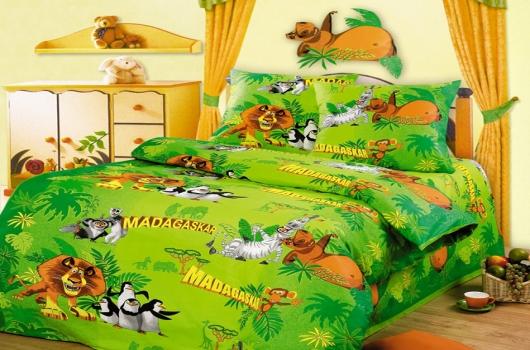 Как выбрать постельное белье детское