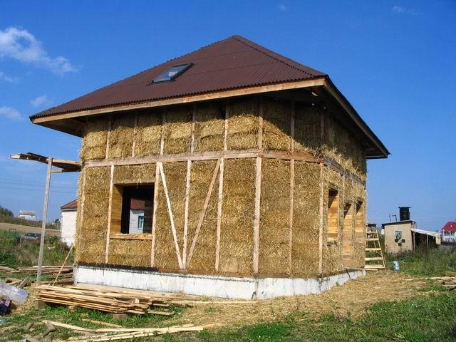 Строительство дешевого дома своими руками