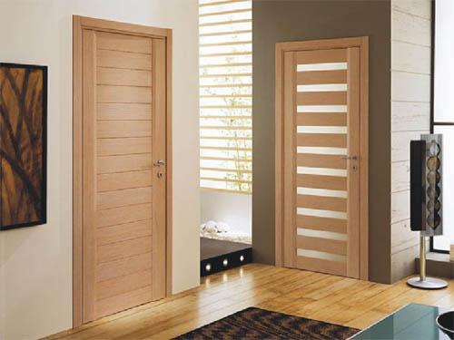 дизайн межкомнатных дверей в квартире фото