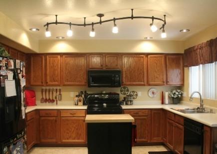 Светильник на кухню
