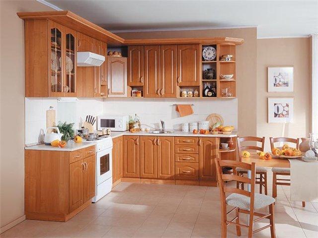 Кухня в которую хочется возвращаться